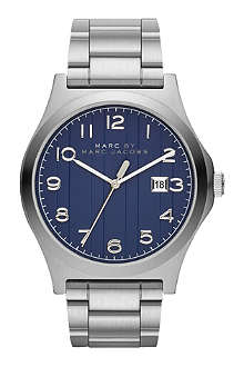MARC BY MARC JACOBS MBM5043 Jimmy stainless steel watch