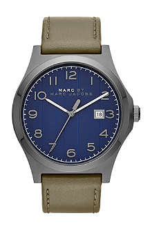 MARC BY MARC JACOBS MBM5046 Jimmy brown leather watch