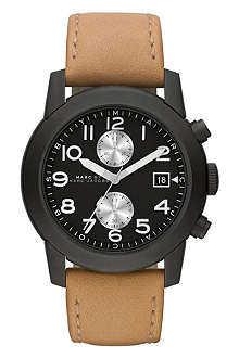 MARC BY MARC JACOBS MBM5053 Larry leather watch