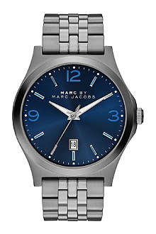 MARC BY MARC JACOBS MBM5070 Danny ion-plated steel watch