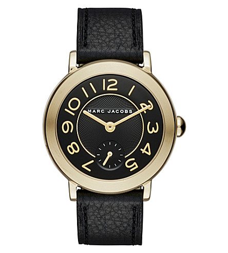 MARC JACOBS Marc Jacobs Riley Strap Watch 28mm
