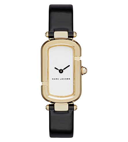 MARC JACOBS MJ1502 the Jacobs leather watch