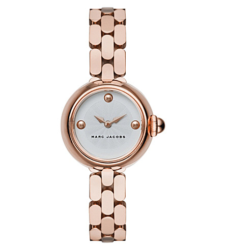 MARC JACOBS MJ3458 courtney stainless steel watch