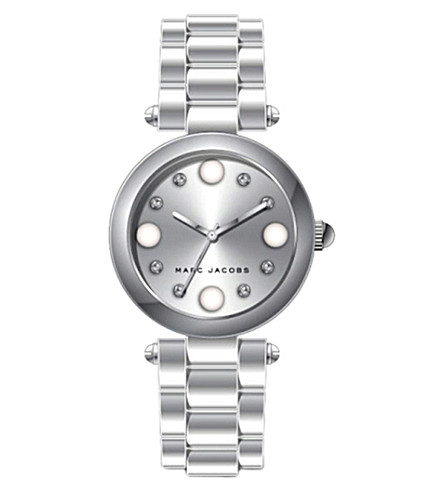 MARC JACOBS Dotty mj3475 stainless steel watch (Silver