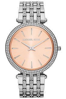 MICHAEL KORS MK3218 Darci stainless steel watch