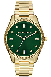 MICHAEL KORS MK3226 Felicity gold-toned watch