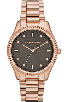 MICHAEL KORS MK3227 Felicity rose gold-toned watch