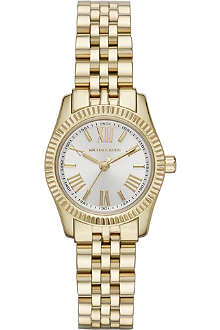 MICHAEL KORS MK3229 Lexington gold-plated watch