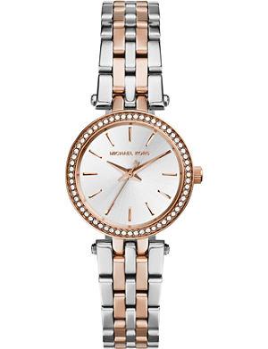 MICHAEL KORS MK3298 Darci stainless steel watch