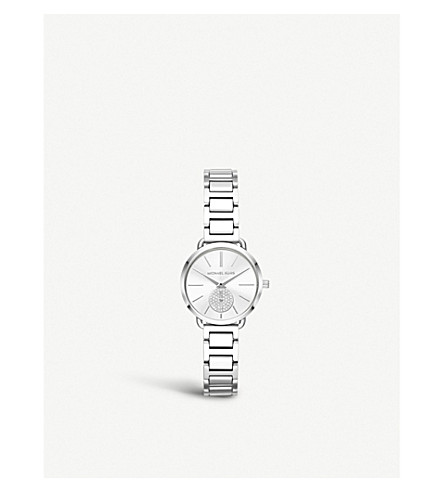 MICHAEL KORS MK3837 Portia stainless steel watch