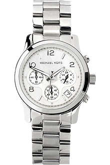 MICHAEL KORS MK5076 stainless steel chronograph watch