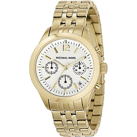 MICHAEL KORS MK5192 stainless steel watch (Gold