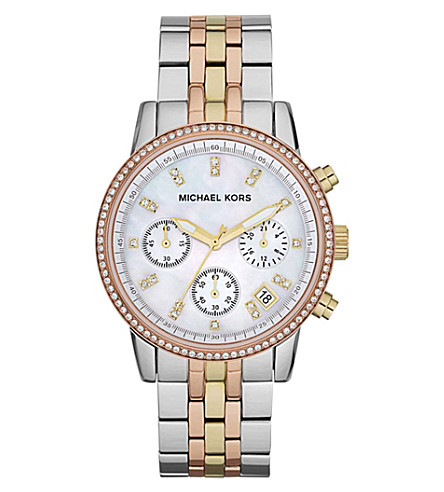 MICHAEL KORS MK5650 Ritz womens quartz watch