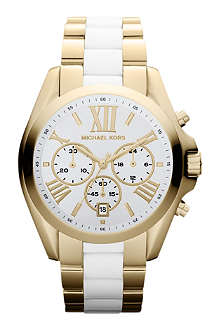 MICHAEL KORS MK5743 stainless steel chronograph watch
