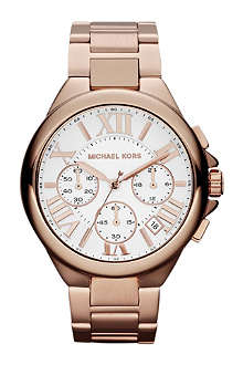 MICHAEL KORS MK5757 stainless steel chronograph watch
