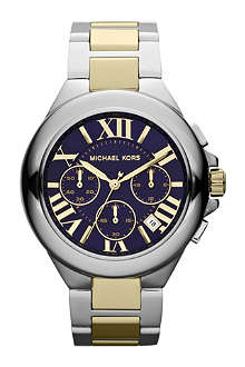 MICHAEL KORS MK5758 stainless steel chronograph watch
