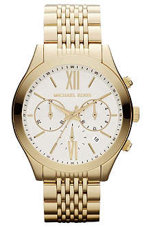 MICHAEL KORS MK5762 stainless steel chronograph watch