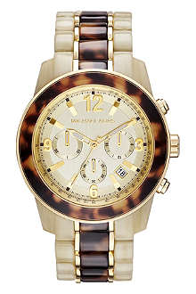 MICHAEL KORS MK5764 Playa chronograph watch