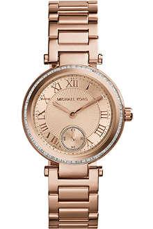 MICHAEL KORS MK5971 Skylar rose-gold toned watch
