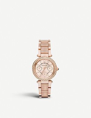 MICHAEL KORS Ladies mini parker watch mk6110
