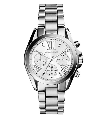 MICHAEL KORS MK6174 Bradshaw stainless steel watch (Silver
