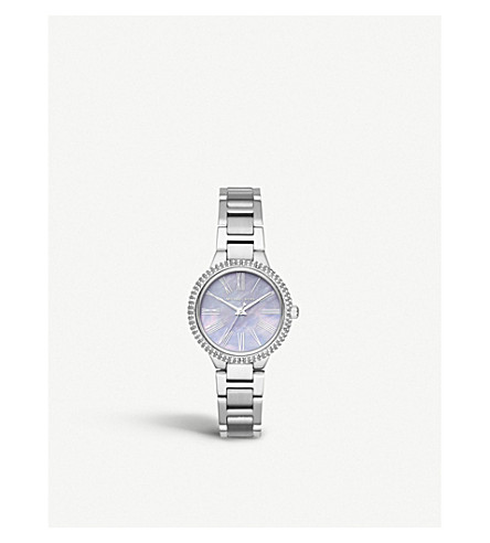MICHAEL KORS MK6562 Mini Taryn stainless steel watch