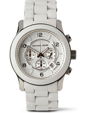 MICHAEL KORS MK8108 chronograph watch