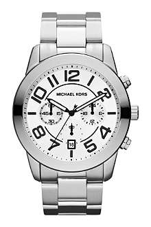 MICHAEL KORS MK8290 stainless steel watch