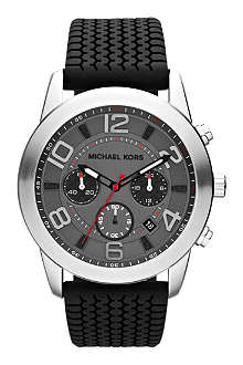 MICHAEL KORS MK8293 stainless steel chronograph watch