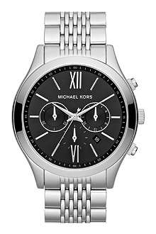 MICHAEL KORS MK8305 Brookton stainless steel chronograph watch