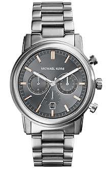 MICHAEL KORS MK8369 Landaulet black silver bracelet watch