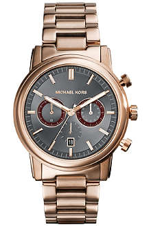 MICHAEL KORS MK8370 Landaulet rose gold bracelet watch