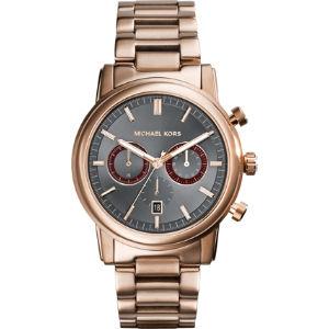 Mk8370 landaulet rose gold bracelet watch