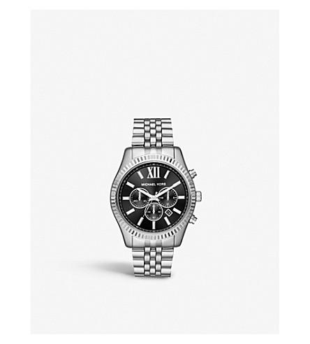 MICHAEL KORS MK8602 Lexington stainless steel watch