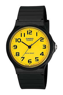 CASIO MQ24CC9B2EF unisex resin watch