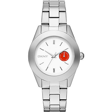 DKNY NY2131 stainless steel watch