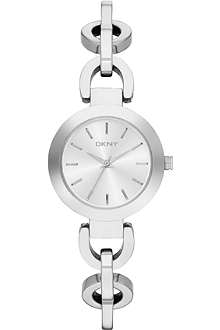 DKNY NY2133 Stanhope stainless steel watch