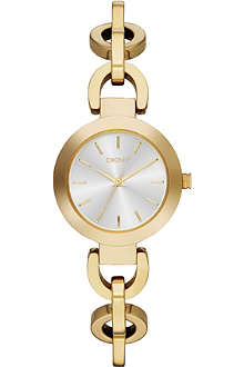 DKNY NY2134 Stanhope stainless steel watch