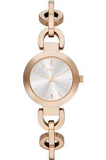 DKNY NY2135 Stanhope stainless steel watch