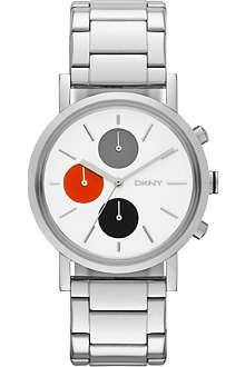 DKNY NY2146 Soho stainless steel watch