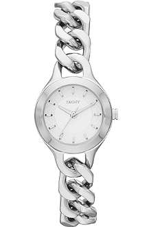 DKNY NY2212 Chambers stainless steel watch