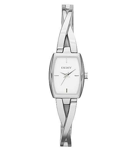 DKNY NY2234 Crosswalk stainless steel watch (Silver
