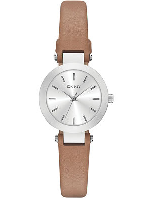 DKNY NY2297 Stanhope stainless steel watch