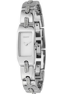 DKNY NY3366 stainless steel watch