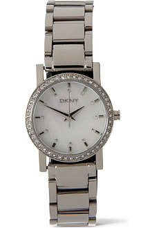 DKNY NY4791 embellished watch