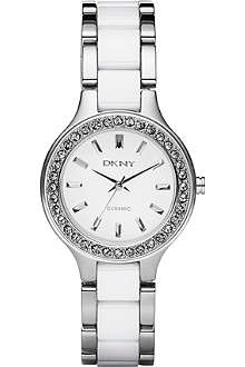 DKNY NY8139 Chambers Ceramic watch