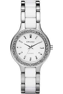 DKNY NY8139 Chambers Ceramic watch