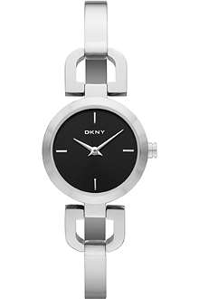 DKNY NY8541 Essentials & Glitz stainless steel watch