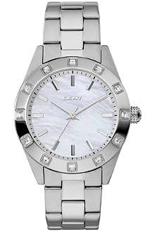 DKNY NY8660 stainless steel watch