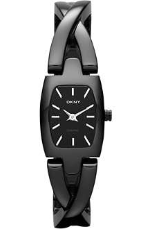 DKNY NY8729 ceramic bracelet watch